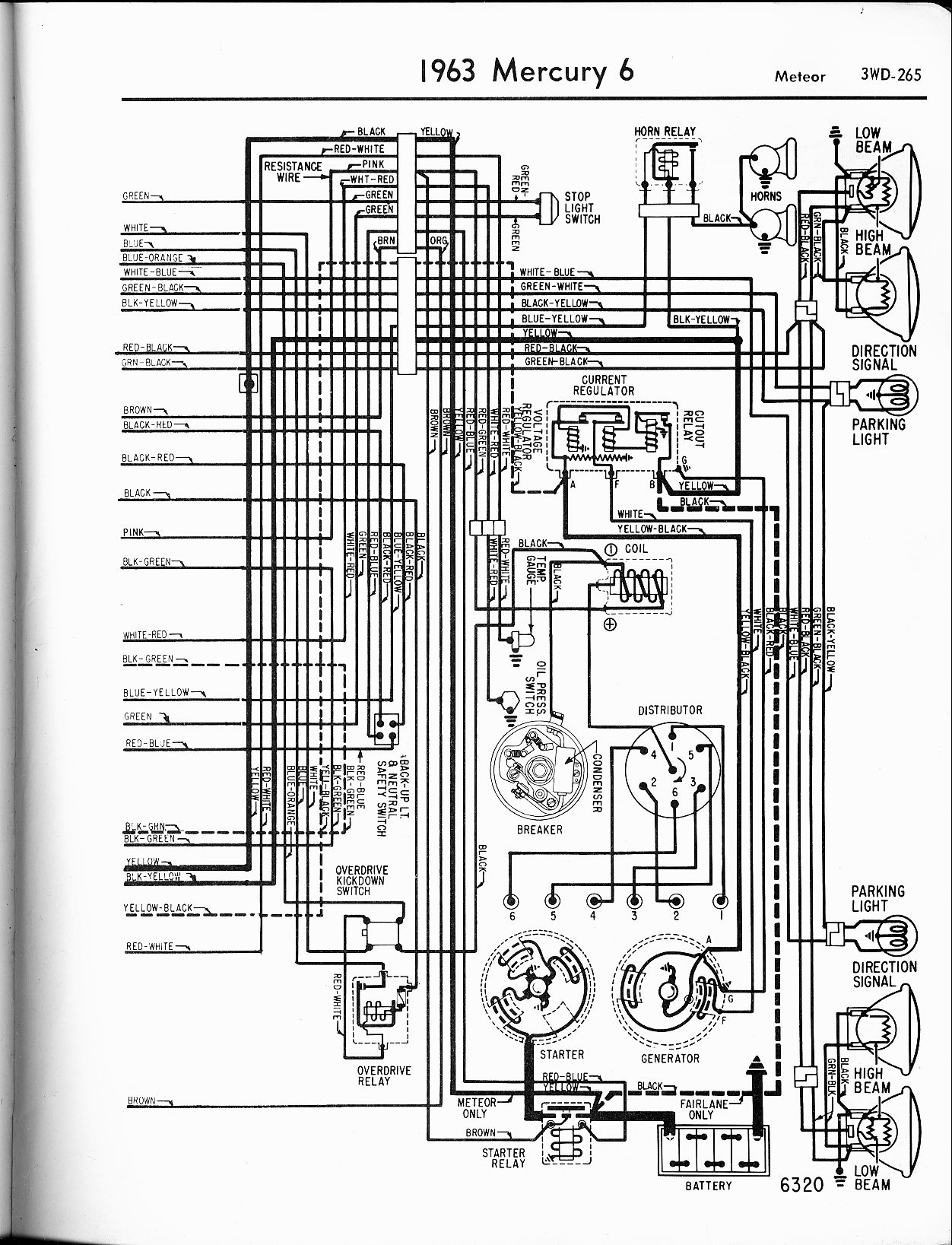 mercury wiring harness diagram 1998 yamaha golf cart et auto
