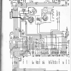 66 Mustang Ignition Wiring Diagram Yamaha Grizzly Carburetor 1956 1965 Plymouth The Old Car Manual Project 1960 6 Valiant