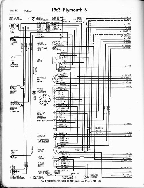 small resolution of 63 plymouth wiring diagram wiring diagram sheet 63 plymouth wiring diagram