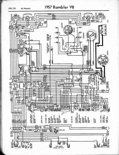 small resolution of rambler wiring diagrams the old car manual project rambler wiring diagrams