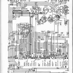 Ford Truck Wiring Diagrams Free 1993 Nissan 240sx Diagram Pontiac 1957-1965