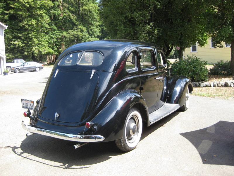 1937 Ford 4 door sedan slant back For Sale in Fort bragg California  Old Car Online