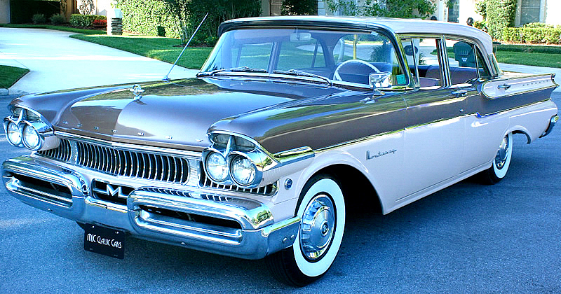 1953 Ford Sunliner Convertible Colors
