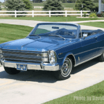 Car Of The Week 1966 Ford Galaxie 500 7 Litre Convertible Old Cars Weekly