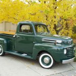 Car Of The Week 1948 Ford F 1 Pickup Old Cars Weekly