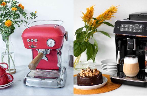 coffee machines home