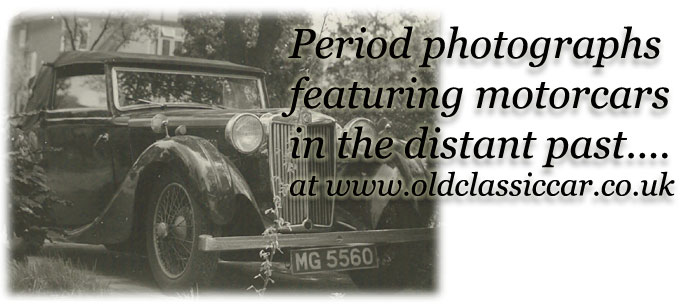 old photographs of cars