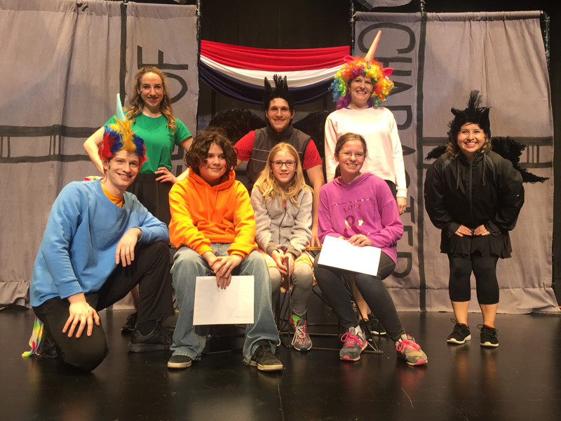 Old Creamery 2016 Story Writing Contest Winners