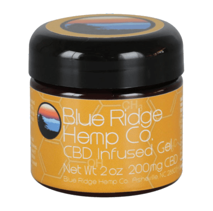 Blue Ridge Hemp Co. CBD-Infused Gel