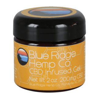 Blue Ridge Hemp Co. CBD-Infused Gel
