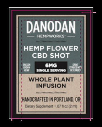 Danodan 6 mg single serving