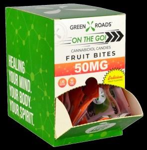 30-pack 50 mg Fruit Bites