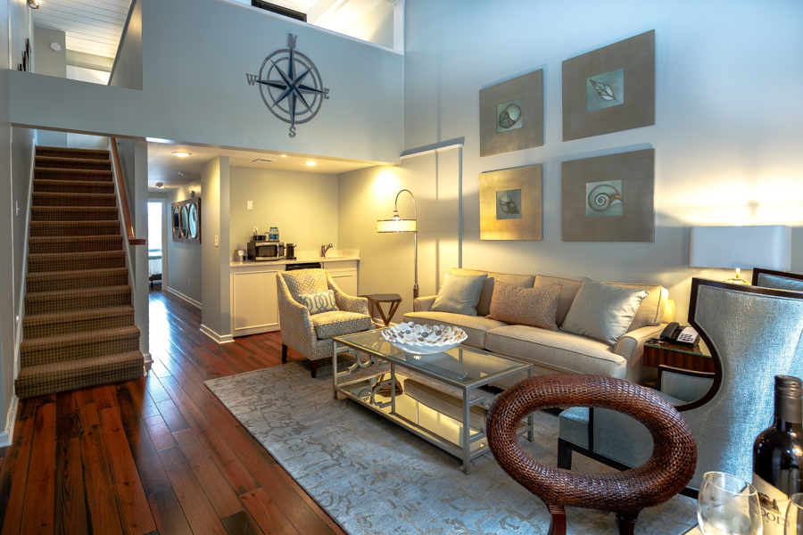 hotel with living room traditional river street suites hotels in savannah ga olde harbour inn premiere 2 bed suite