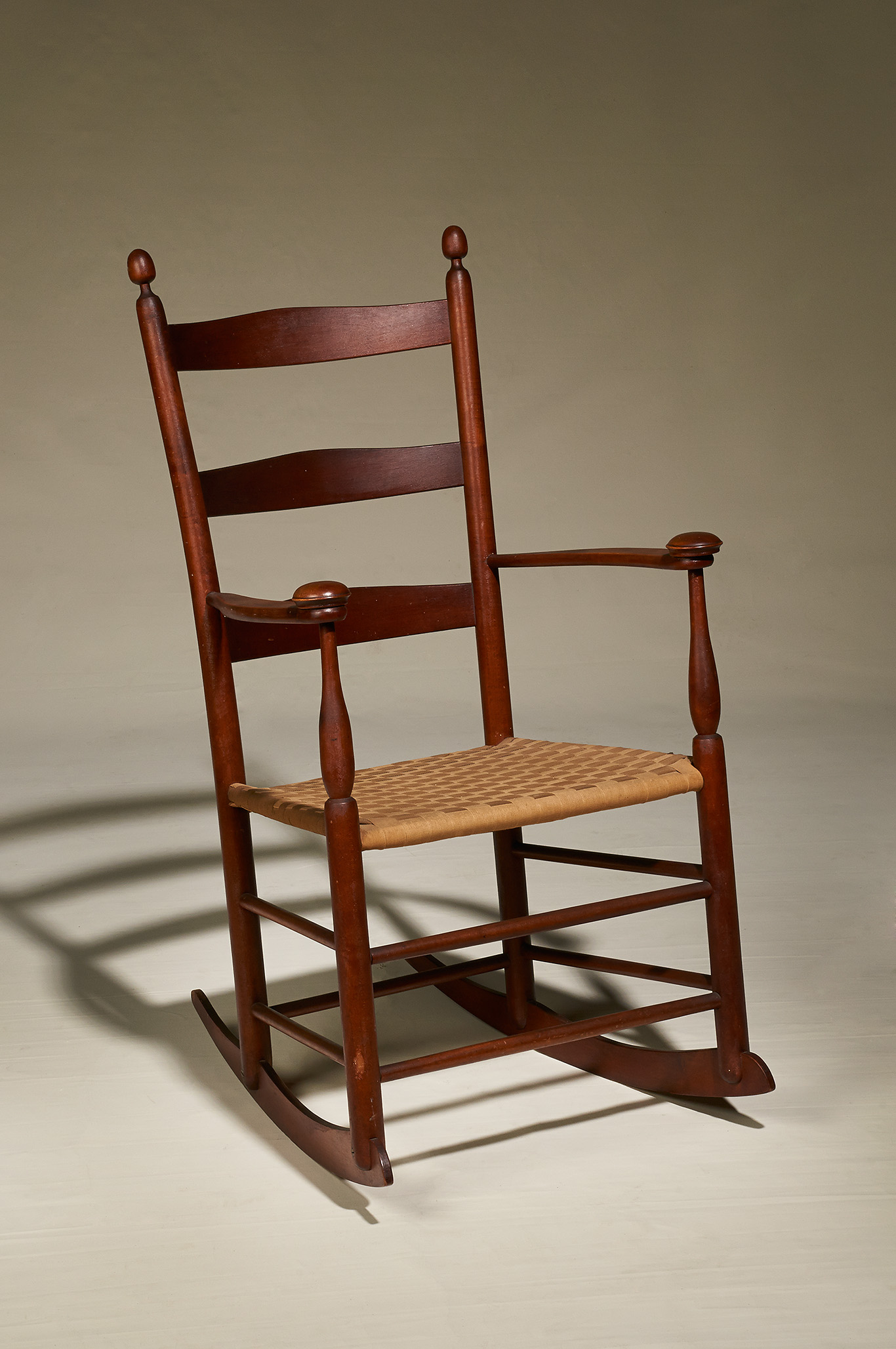 antique child rocking chair harley davidson table and chairs shaker childs olde hope antiques