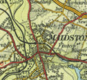 Maidstone Map