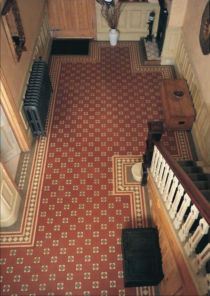 Renovating your Victorian hallway  Old English Doors