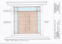 Door design service  custom doors designed & made to order