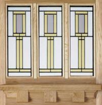 Tuscany double-glazed oak entrance door with gallery shelf ...