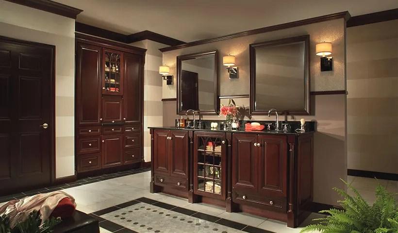 Merillat Bathroom Cabinets