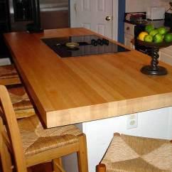 Walnut Kitchen Table Trash Can Dimensions Michigan Maple Chop Blocks Distributor | H. J. Oldenkamp