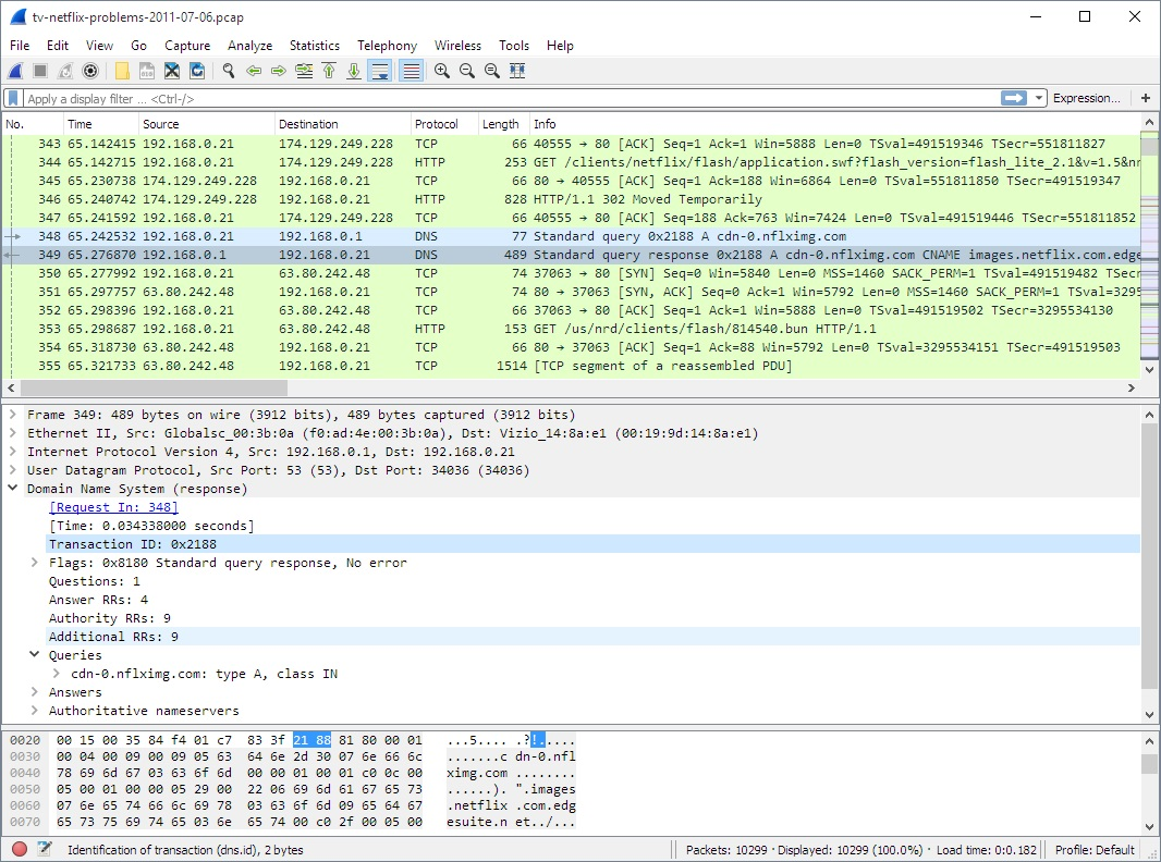 Viewing Wireshark For Mac 64bit 2 2 8