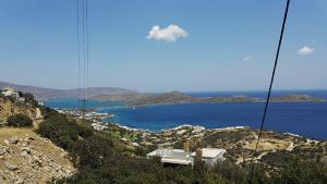 Utsikt mot Elounda og Lepraøya