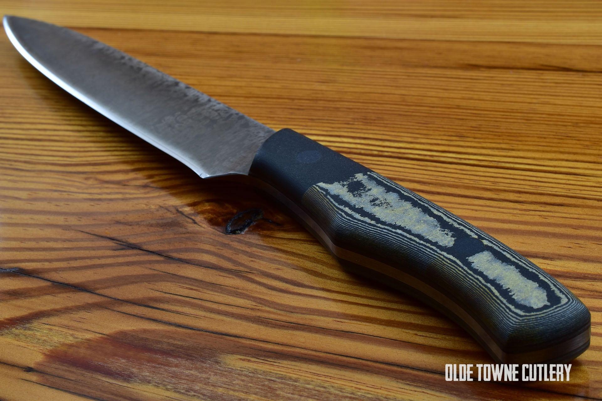 Types Kitchen Knife Blades