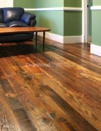 Wide Plank Flooring Gallery   Reclaimed Flooring Gallery ...