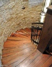 Reclaimed Wood Stair Parts | Reclaimed Stair Treads | Olde ...
