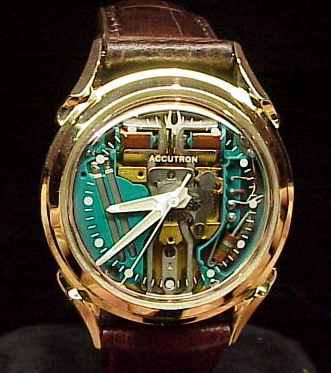 Bulovas ONLY Recommended Watchmakers for Vintage Accutron