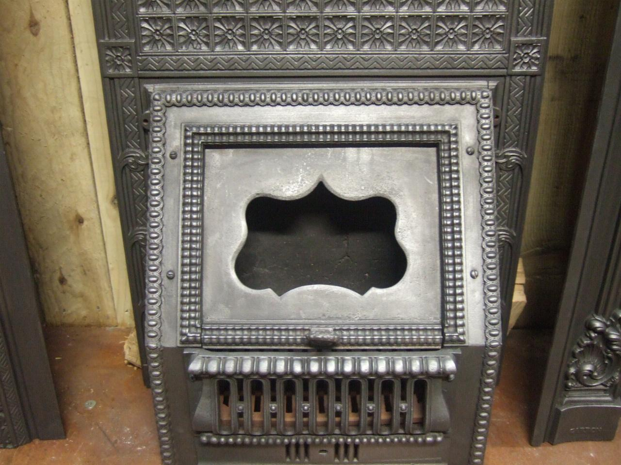 Victorian fireplace insert  Old Fireplaces