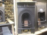 Antique Victorian Bedroom Fireplace - Old Fireplaces