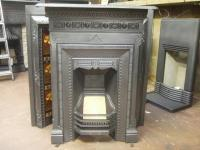 Antique Victorian Bedroom Fireplace - 213B-1020 - Old ...