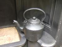 Cast Iron Kettle - Old Fireplaces