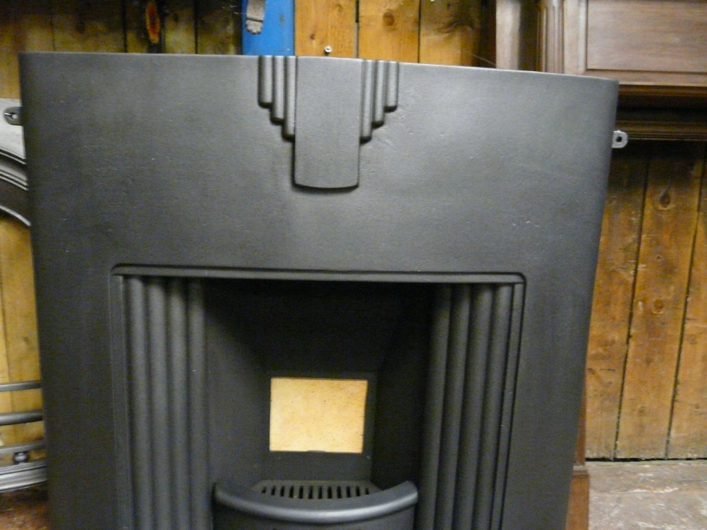 Art Deco Fireplace  104LC  Old Fireplaces