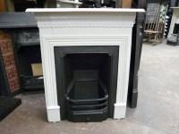 Late-Victorian Cast Iron Fireplace - Manchester - 292MC ...