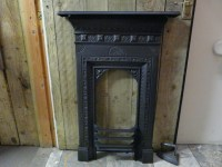 Victorian Bedroom Fireplace - 093B-1058 - Old Fireplaces