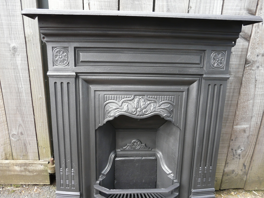 Victorian Fireplace128MC1506  Old Fireplaces
