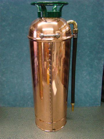 Guardene Restored 2 12 gallon Copper Soda Acid Fire