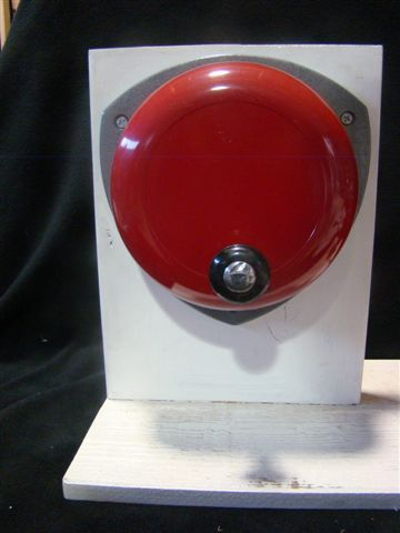 Hand Crank Fire Alarm mfg By the Taco Burnley Company of