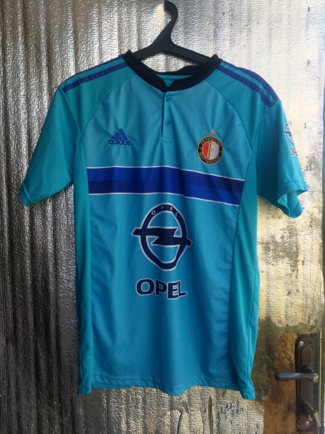 feyenoord away football shirt 2015