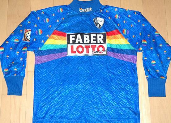 vfl bochum torwart fussball trikots 1997