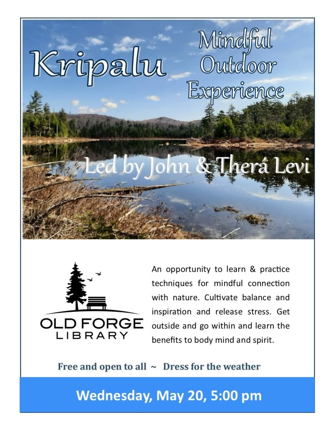 Kripula Mindful Outdoor Experience led by Mystic Mountain Guides