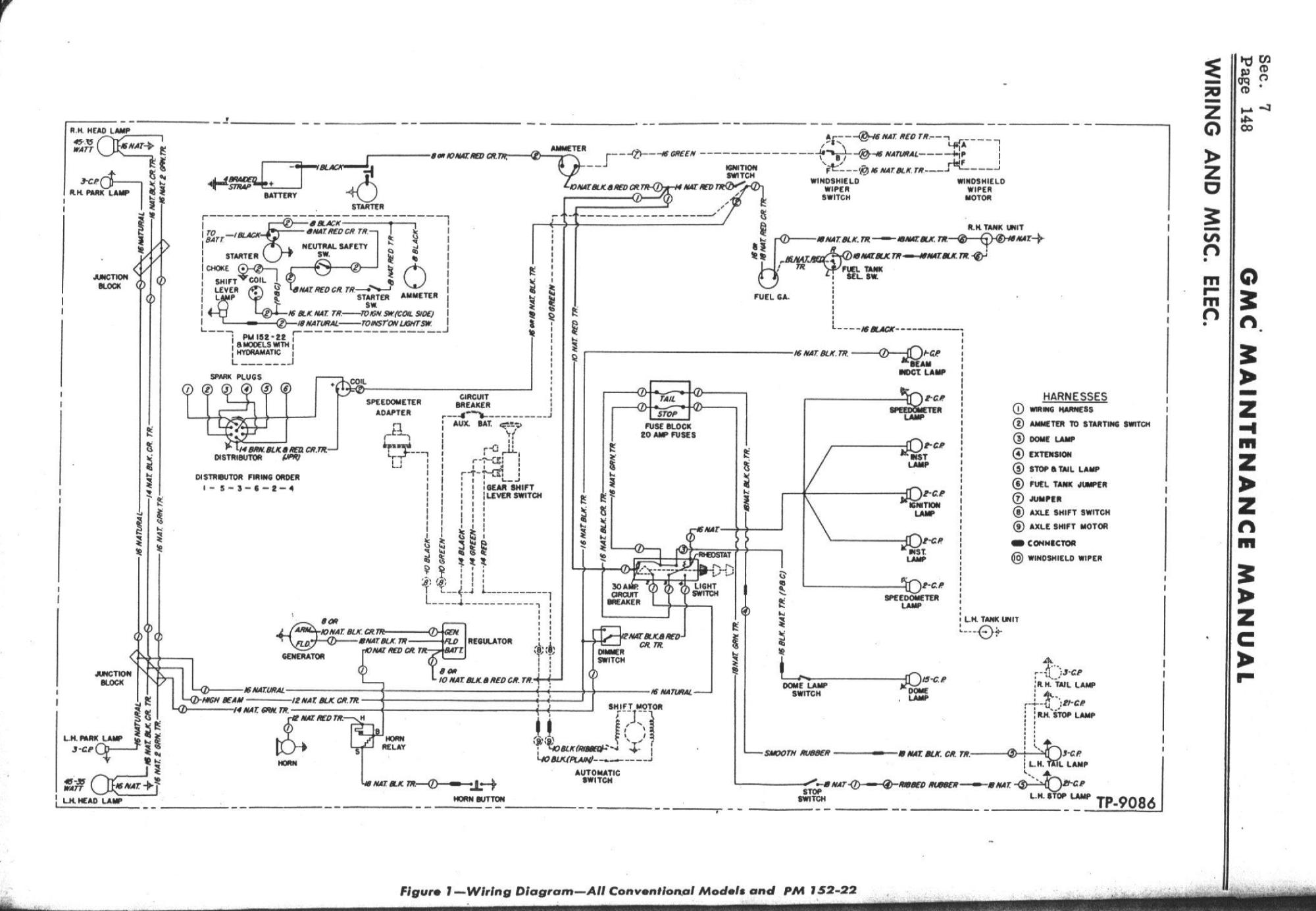 hight resolution of gmc truck wiring diagram gmc free engine image for user 1984 gmc truck wiring diagrams 1956