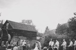 Ceremony at the Mill