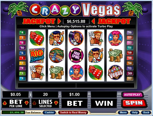 Slots Loose Vegas Best