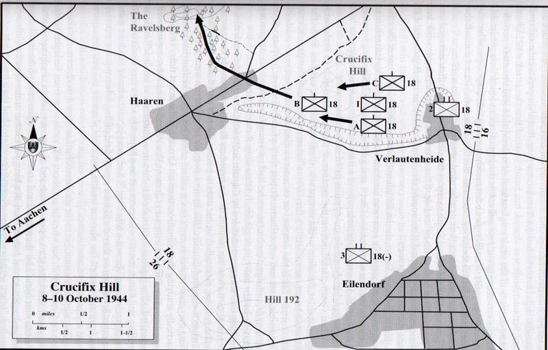Closing of the Aachen Gap