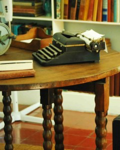 Desktop Typewriter by Gail Gates