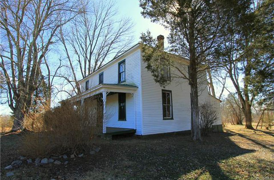 Virginia 1900's Farmhouse