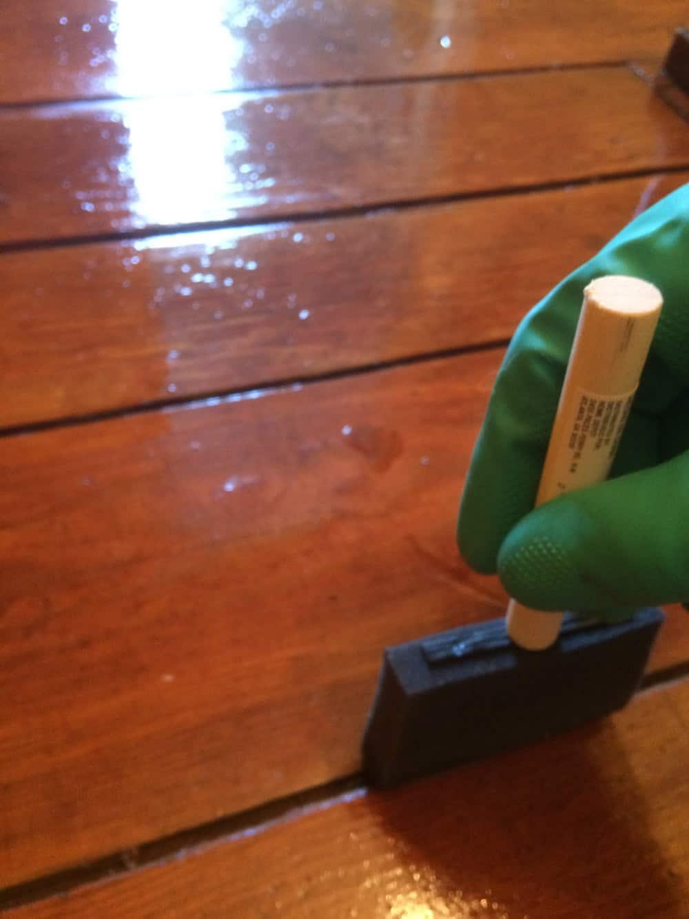 How To Apply Waterlox Finish